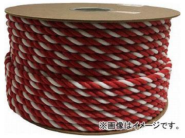 ユタカ ポリエチレンロープドラム巻 12mm×100m コウハク PRE-65(7947704)