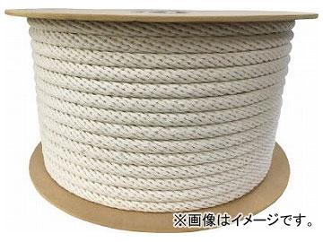 ユタカ 綿金剛打ロープドラム巻 16mm×100m PRCX-16(7947453)