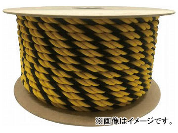 ユタカ 標識ロープドラム巻 16mm×100m PRY-16(7948042)