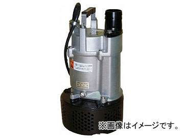 桜川 一般工事用水中ポンプ 非自動 100V 50HZ US-40H-50HZ(8184667)