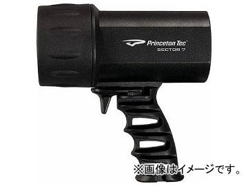 PRINCETON LEDライトSector7 ブラック S7BK(8193158)