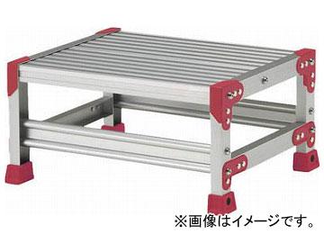 ピカ 作業台 ZG型 1段 幅50cm高さ25cm ZG-1525(7950624)
