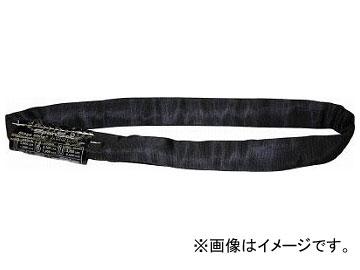 SPANSET ブラックエンターテイメントスリング RS-B-1T折り 4M RS-B-1T-4M(7931930)