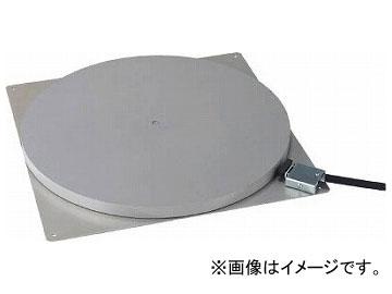 トラスコ中山 回転台 丸型 φ400 耐荷重100kg MRB40-10S(8199077)