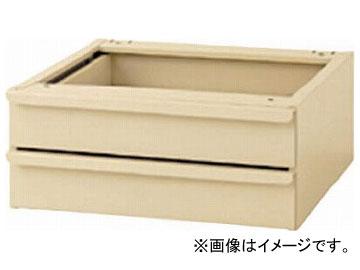 ヤマテック ワークテーブル用オプション 2段キャビネット S2-IV(7875819)