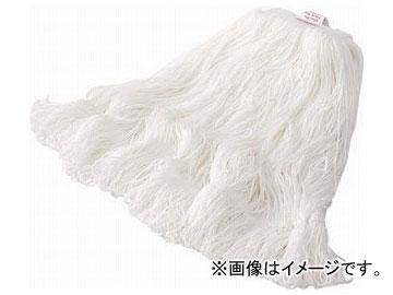 ラバーメイド レーヨンフィニッシュモップ ホワイト T2000601(8194373)