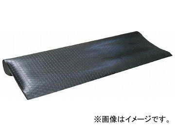 明和 ビニフローリン コインマット 91cm幅×20m巻 BK CO-3(8196013)