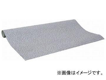 明和 防滑床材 91.5cm幅×20m巻 GY NF-1013(8196015)
