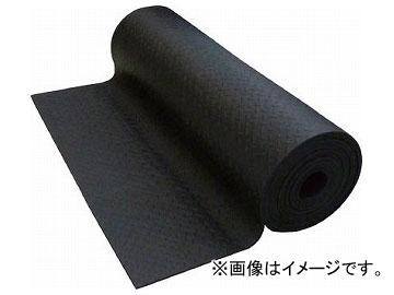 カーボーイ ゴムクッションロール巻 10m ブラック GR10(7886276)