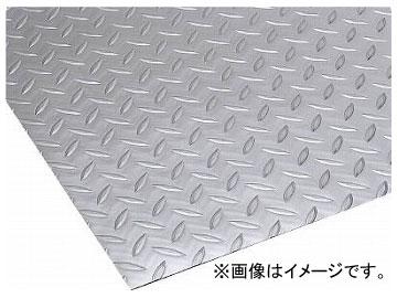 テラモト リサイクル長マット縞鋼板シルバー MR-157-120-5(7900686)