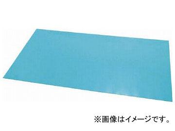 エクシール ステップマット薄型3mm厚 900×600 ブルーグリーン MAT3-0906(7798741)