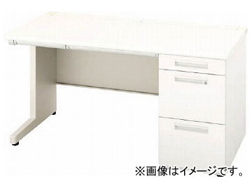 ナイキ 片袖デスク XEHH147G-WH(7923571)