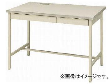 トヨスチール 平デスク(旧JISタイプ) 100CG-C867N(7870639)