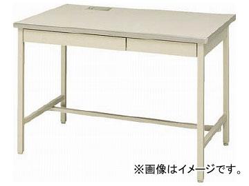 トヨスチール 平デスク(旧JISタイプ) 100CG-C877N(7870655)