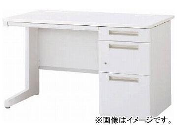 イナバ 片袖デスク DUP7-147-B3 SW/OW(8200303)