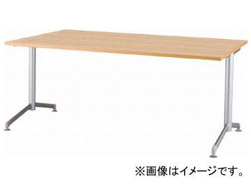 アイリスチトセ リフレッシュテーブル フーク T字脚 1200×750 ナチュラル CFKTT1275G-NA(7902212)
