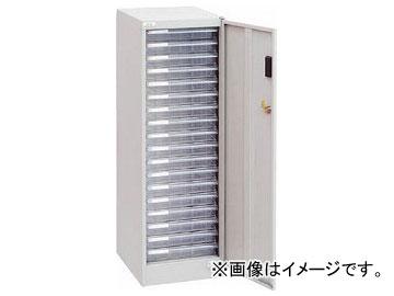 ナカバヤシ セキュリティフロアケースA4/浅18段 AF-S18-N(7236883)
