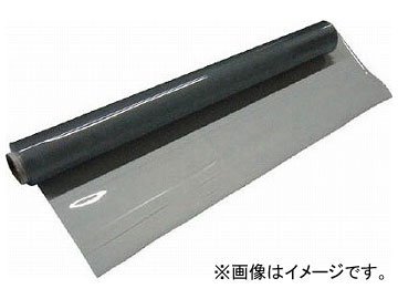 明和 MG透明フィルム 92cm×10m×1mm厚 MG-004(8196040)