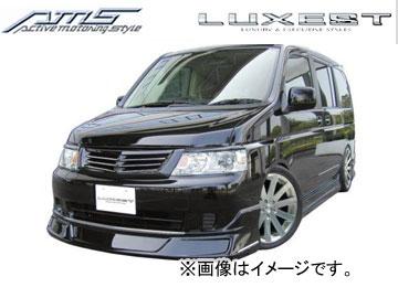 AMS/エーエムエス LUXEST luxury & exective style アイラインガーニッシュ 塗装済み品 ステップワゴン 後期 RF3/4 2003年06月~2005年05月