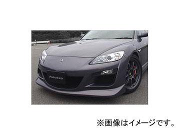 オートエクゼ/Auto Exe フロントノーズ SE-03C MSY2000 マツダ RX-8 SE3P-300001~