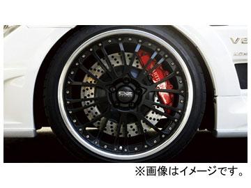 アーティシャンスピリッツ ホイールセット (OZ) F:9.5J×20 R:10.5J×20 レクサス SC 430 UZZ40 2005年08月~2010年07月 SPORT-SPEC ARS 入数:4個(1台分)