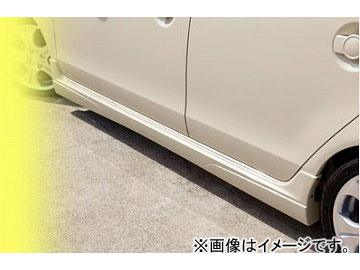 ダムド CHROME HEART サイドスカート ホンダ ライフ JB5,7