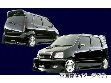 ダムド IMPERIAL フロントバンパー スズキ ワゴンR MC11S, 21S/12S, 22S