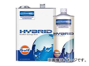 ガルフ/Gulf エンジンオイル ハイブリッド/HYBRID 入数:4L×6缶