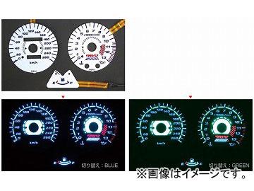2輪 オダックス ELメーターパネル ACスタイル P042-7037 カワサキ ZRX1200 2003年~2008年