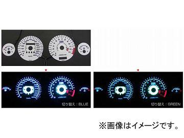 2輪 オダックス ELメーターパネル ACスタイル P042-7040 カワサキ ZZR1100D 1995年~