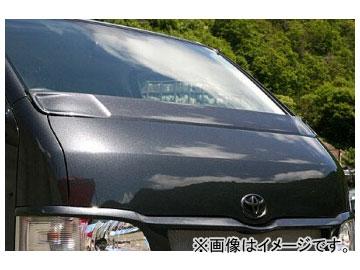 乱人 フロントワイパーガード トヨタ ハイエース 200系 標準ボディー