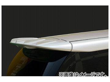 乱人 Black Edition ルーフジェネレーター(ルーフフィン) 未塗装 トヨタ エスティマ アエラス GSR/ACR 50系 前期