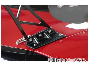 乱人 Black Edition 3D GT-WING用FD3S用マウントキット FRP マツダ RX-7 FD3S