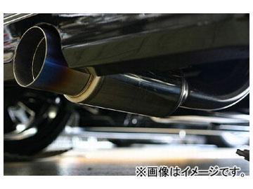乱人 RANDO Style SUS304砲弾マフラー ダイハツ タント L-375S 標準車 前期 2007年12月~2010年08月