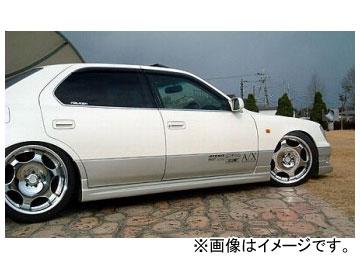 乱人 RANDO Style サイドステップ トヨタ セルシオ 20系 後期