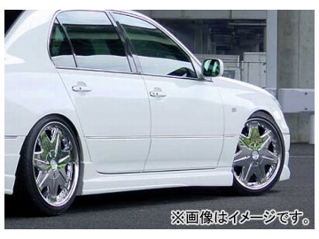 乱人 RANDO Style サイドステップ トヨタ セルシオ 30系 前期