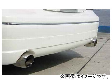 乱人 RANDO Style SUSエグゾースト トヨタ セルシオ 30系 後期
