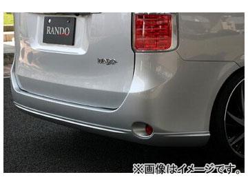 乱人 RANDO Style リアハーフスポイラー 未塗装 トヨタ ノア X/G/YY ZRR70G 標準グレード車専用(前期)