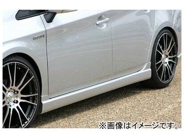 乱人 RANDO Style リアハーフスポイラー トヨタ プリウス ZVW30