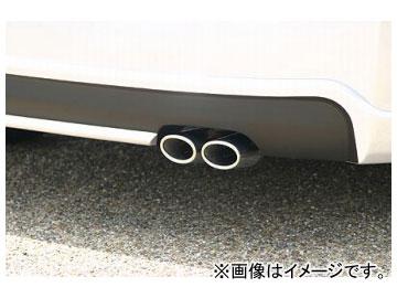 乱人 RANDO Style SUS304 85ΦW チタニウムテールマフラー トヨタ プリウス ZVW30