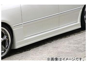 乱人 Rando Ryu LUX サイドステップ トヨタ クラウンエステート JZS17