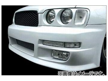 乱人 Rando Ryu LUX フロントバンパー(クリスタルウィンカー付) ニッサン CED/GLO Y33 前期 1995年06月~1997年05月