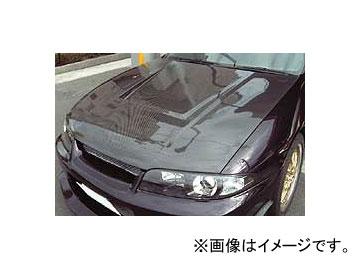 乱人 カーボンボンネット ダクト付タイプ ニッサン スカイライン GT-R R33