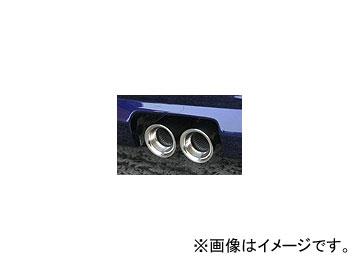乱人 乱人流 マフラー 2WD用 マツダ DY-デミオ