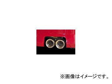 乱人 乱人流 マフラー 2WD用 ホンダ モビリオ/モビリオスパイク