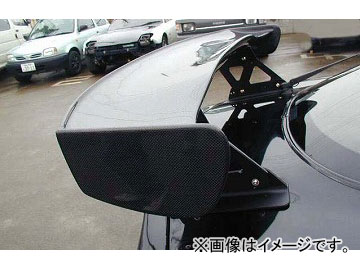 RE雨宮 リアスポイラー GTIII CF ロータイプステー 22080220CGT03 マツダ RX-7 FD3S