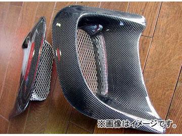 RE雨宮 フェンダービッグアウトレット ウェットカーボン D0-022030-188 マツダ RX-7 FD3S