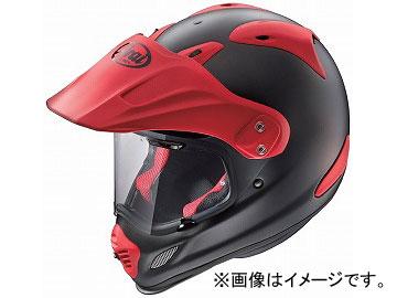 2輪 山城/YAMASHIRO ×Arai TOUR CROSS3 フラットブラック/レッド サイズ:XS,S,M,L,XL