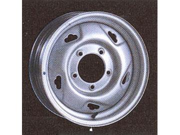 スチールホイール 4WD用ホイールII 1555E12 15インチ×51/2J 1本