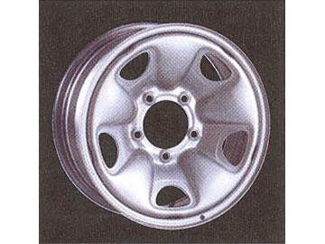 スチールホイール 4WD用ホイールII 1665E20 16インチ×61/2JJ 1本